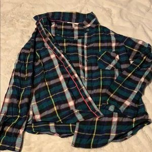 Victoria's Secret flannel